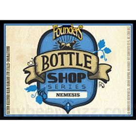 Founders Nemesis Barleywine-Style Ale 4 Pack 12 oz Bottles