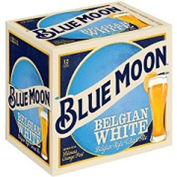 Blue Moon  12 Pack 12 oz Bottles