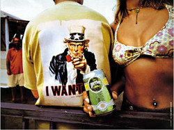 Perrier Oncle Sam
