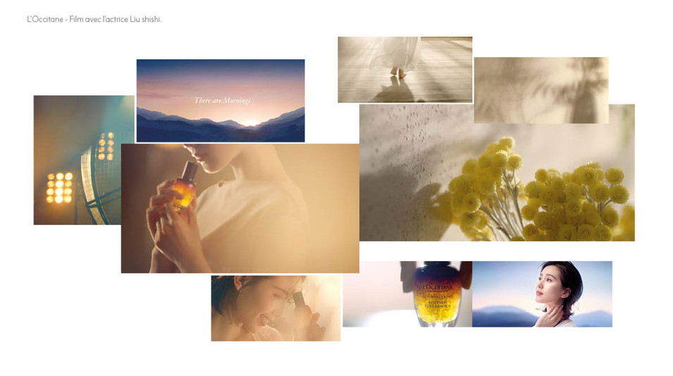 L'Occitane - Film avec Liu Shi-Shi