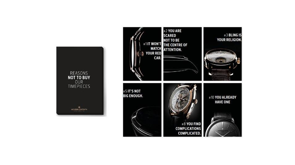 Vacheron Constantin - Gift box