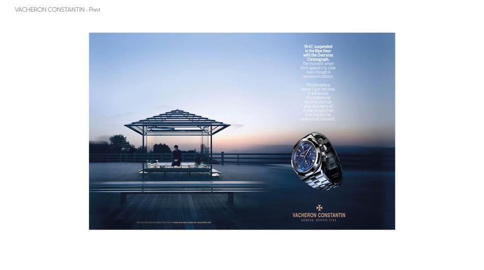 Vacheron Constantin - Print Overseas