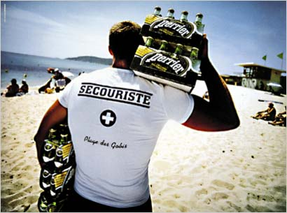 Perrier Secouriste