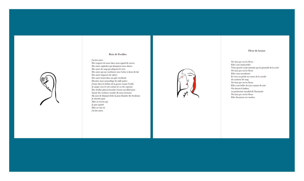 Illustrations + Poesie