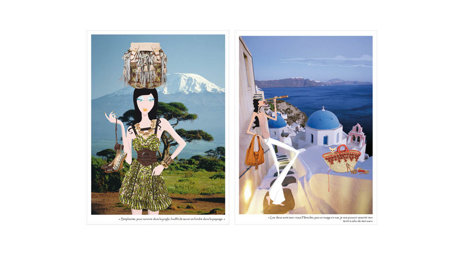 Illustrations Gala mag