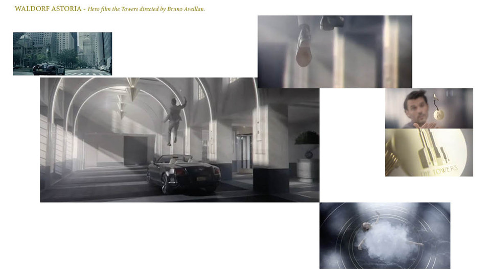 Waldorf Astoria - Hero film
