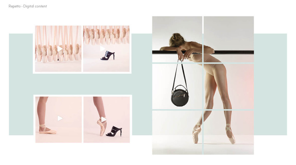 Repetto - Social assets