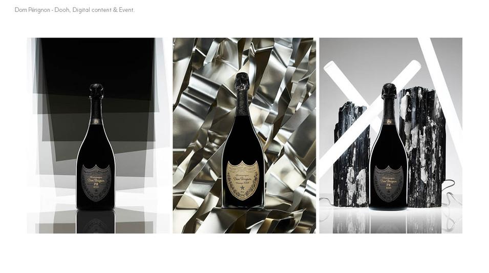 Dom Pérignon - Social assets