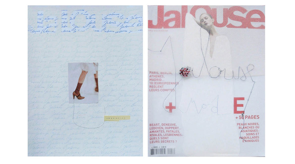 Fashion craft- couvetrure Jalouse