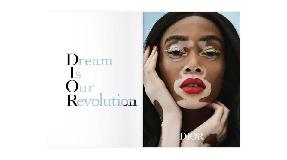 Dior. Collab avec Noir Paris