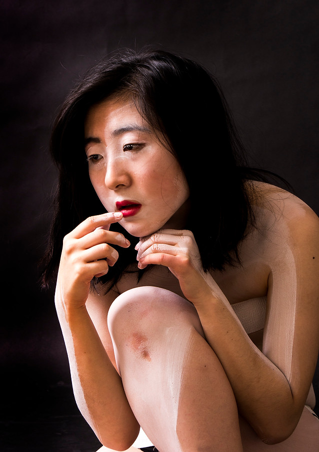 Butoh - Photoshoot by Hera Bell Photography