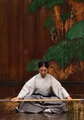 知盛 - Kyoto Art Centre/Oe Nohgakudo (Kyoto, Japan)