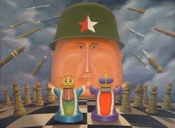 Chess, Not War
