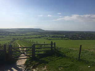 Steyning Holiday Cottages View
