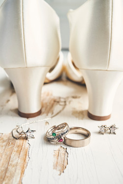 Ringe Hochzeitsfotos