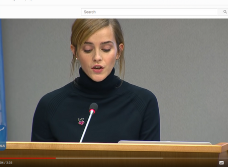 Emma Watson and gender equality