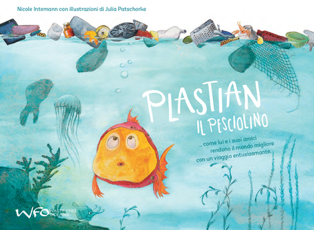 """WFO launches """"Plastian the little fish"""" in Italian"""