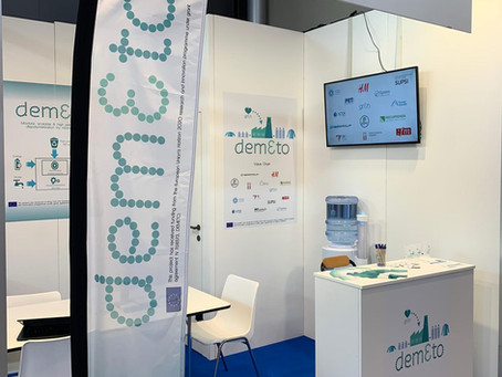 DEMETO at the Ecomondo fair