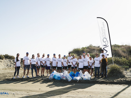 RETAL team cleans up with WFO in Cyprus