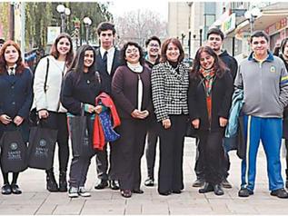 Reconocieron a los alumnos con mejores resultados en XVI Ensayo PSU de Santo Tomás