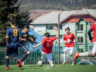 Alumnos Taller Fútbol Ed. Media participan del campeonato de selecciones DAEM Valdivia