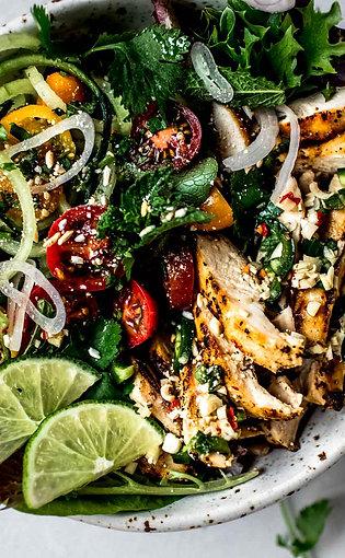 Thai Crunch Salad