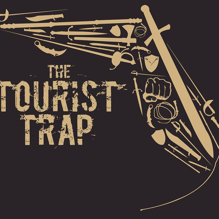 2020 Tourist Trap Stage Combat & Stunt Workshop