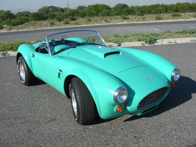 Green Cobra Irish