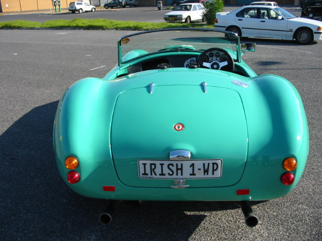 Green Cobra Irish