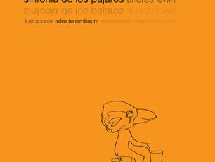 Libro Sinfonía de los pájaros