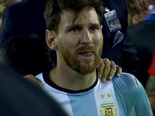Hoy me siento Messi