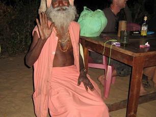 En la India pasan cosas