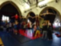 Forma Fortis acrobalanace workshop