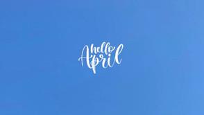 April - Shift, Changes + FREE Meditation (8 min)