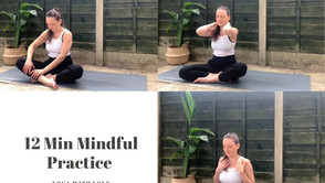 May Love Letter - 12 min FREE Mindful Practice