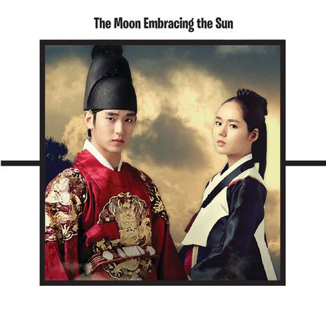 Moon Embracing the Sun