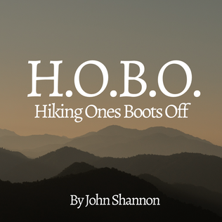 H.O.B.O.-Hiking Ones Boots Off