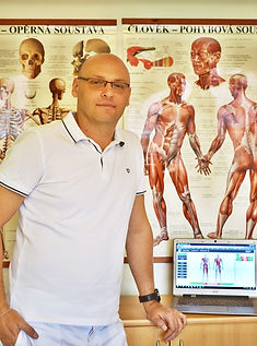 Luboš Petreje, Bc - Terapeut & Osobní trenér, Fyzioterapeut, Terapie a pohyb