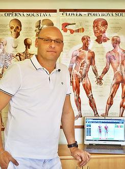 Luboš Petreje, Bc - Terapeut & Osobní trenér