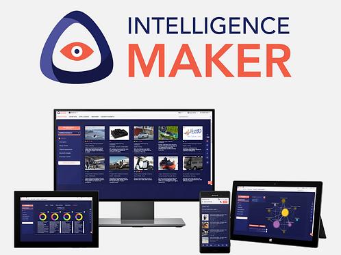 Abonnement Annuel IntelligenceMaker