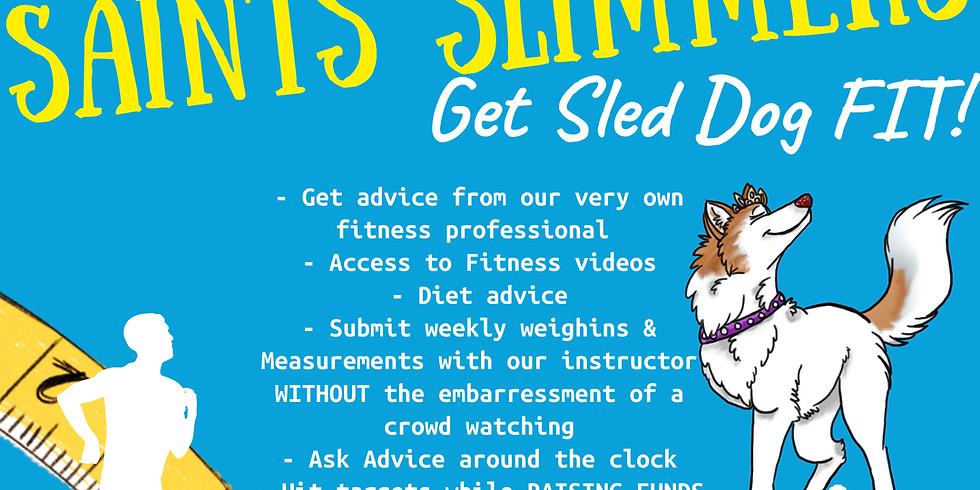 Saints Slimmers Health and Wellbeing Club - £2.50 per week / £8 for 4 week course