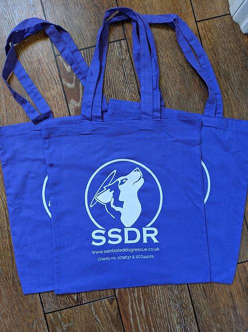 Offical SSDR tote bag