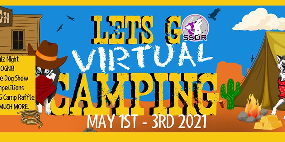 SSDR Annual Camp 2021 - VIRTUAL