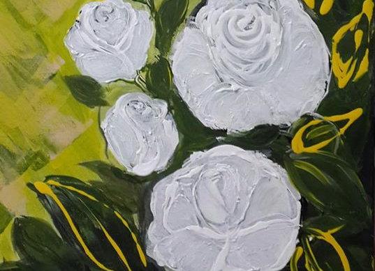 White Rose - SOLD