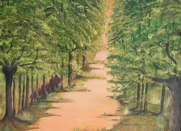 Semmen Salai - Clay Path - SOLD
