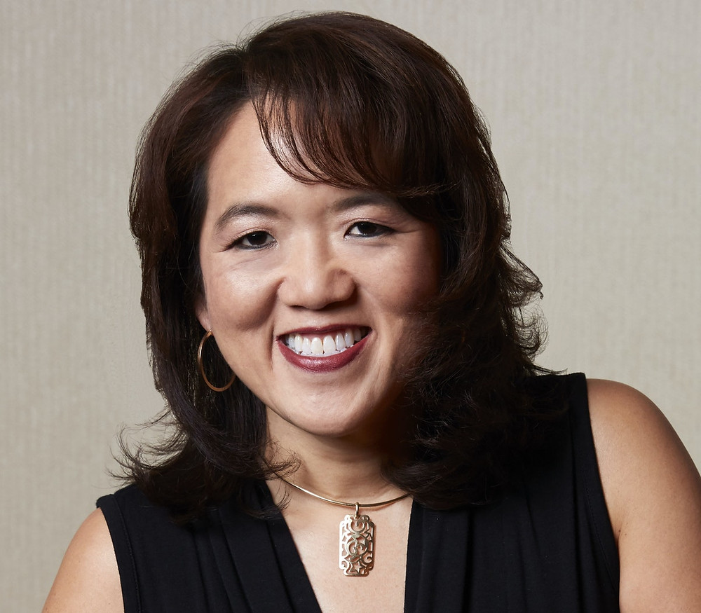 Headshot of AT&T's Anne Chow
