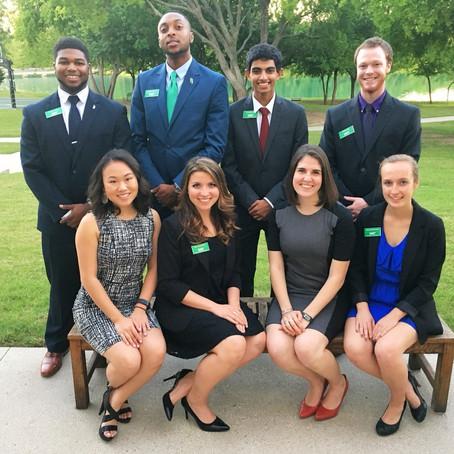 UNT Professional Leadership Program Graduation