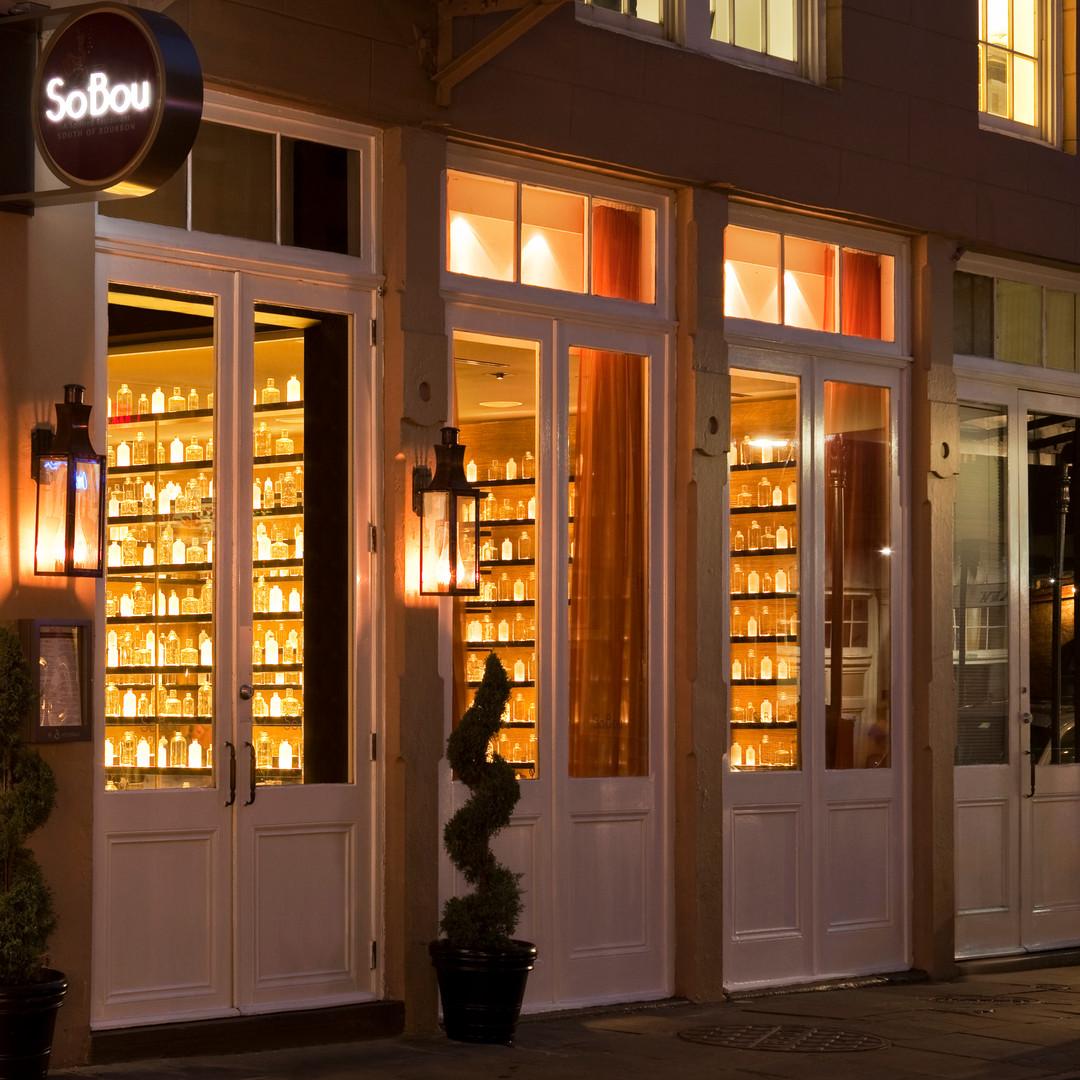Soubu, W French Quarter, New Orleans