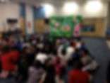 The One and Only Owen performing at Eisenhower Elementary School, Clearwater, Florida