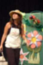 Nicole Evans Haumesser, as narrator and puppeteer of The One and Only Owen puppet show starting 2007